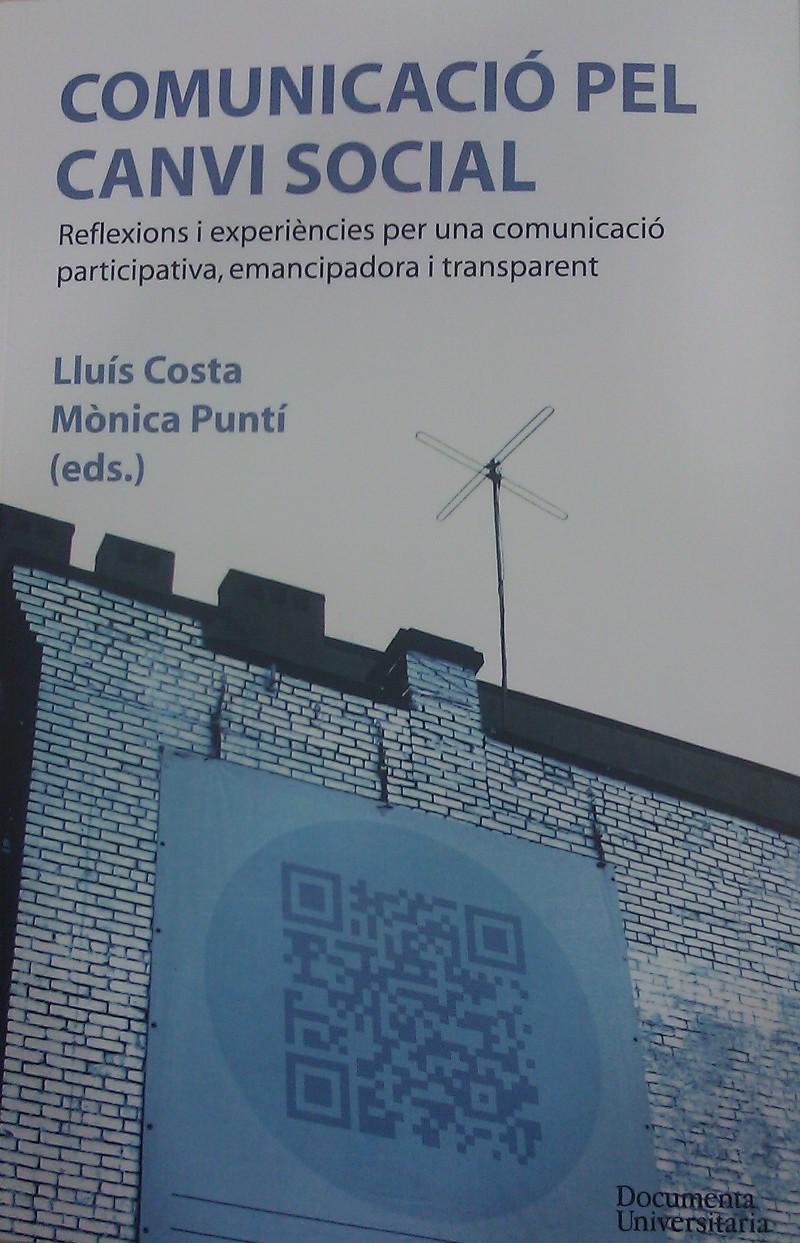 Book cover for Comunicació pel Canvi Social