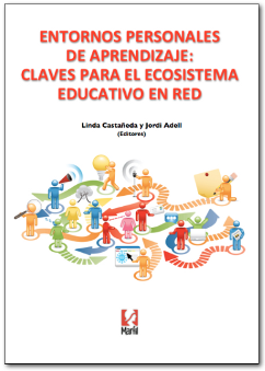 Book cover for Entornos personales de aprendizaje: claves para el ecosistema educativo en red