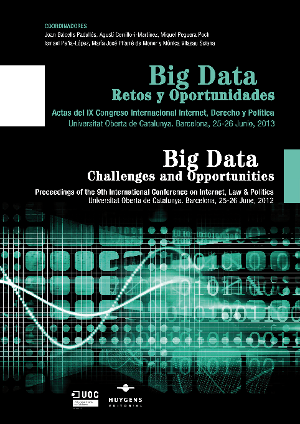 Proceedings cover for Big Data: Challenges and Opportunities