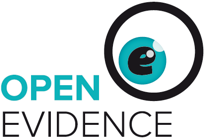 Logo of Open Evidence