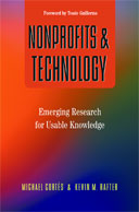 Nonprofits & Technology:  Emerging Research for Usable Knowledge