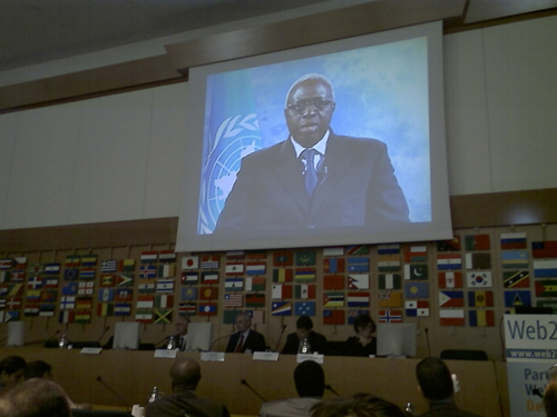 Jacques Diouf, Director-General Food and Agriculture Organization of the United Nations