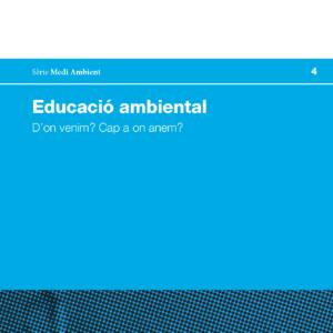 Cover of the book Educació Ambiental