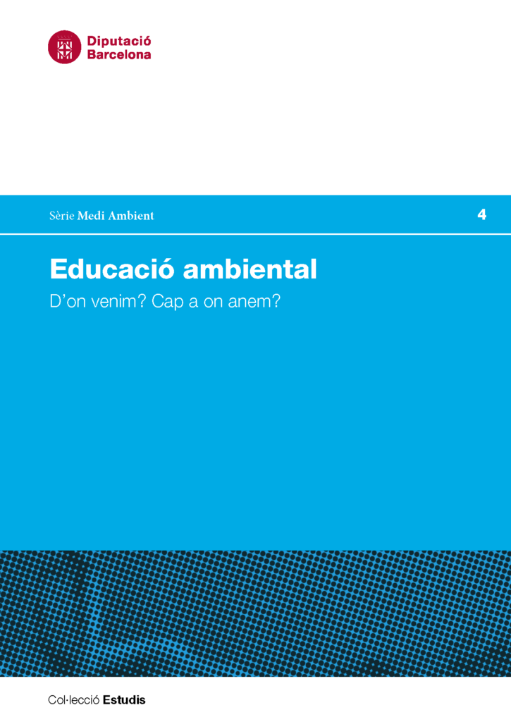 Cover of the book Educació Ambiental