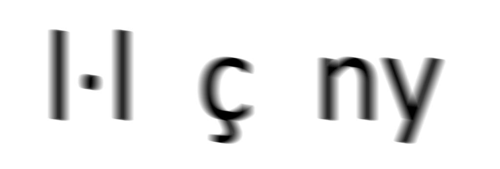 Letras características del catalán