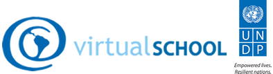 Logo of the UNDP's Virtual School